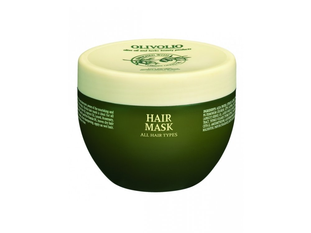 Olivolio Hair Mask All Hair Types 250ml