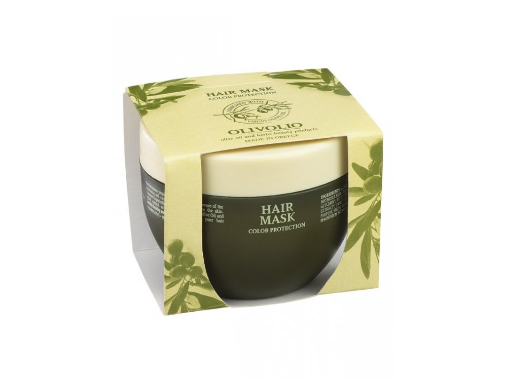 Olivolio Hair Mask Color Protection 250ml