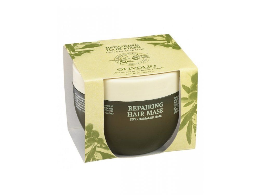 Olivolio Hair Mask Repairing Dry/Damaged Hair 250ml