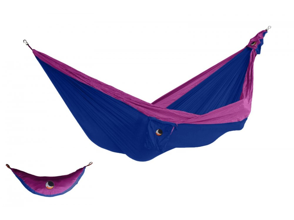 Ticket To The Moon Αιώρα King Size Royal Blue/Pink