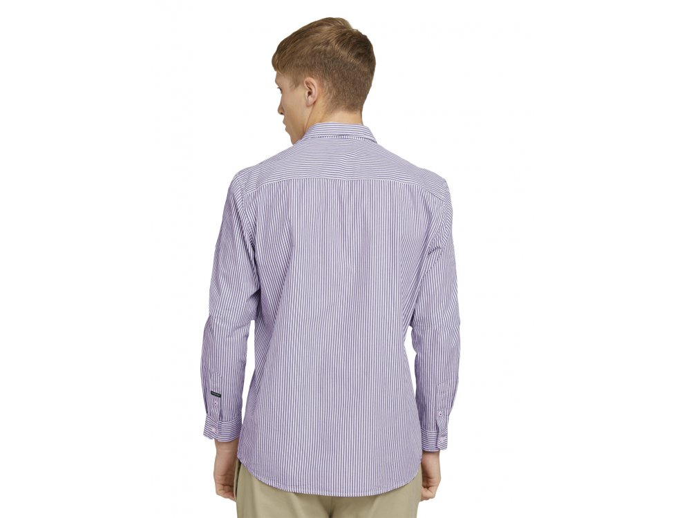 Tom Tailor Hidden Button Πουκάμισο 25844