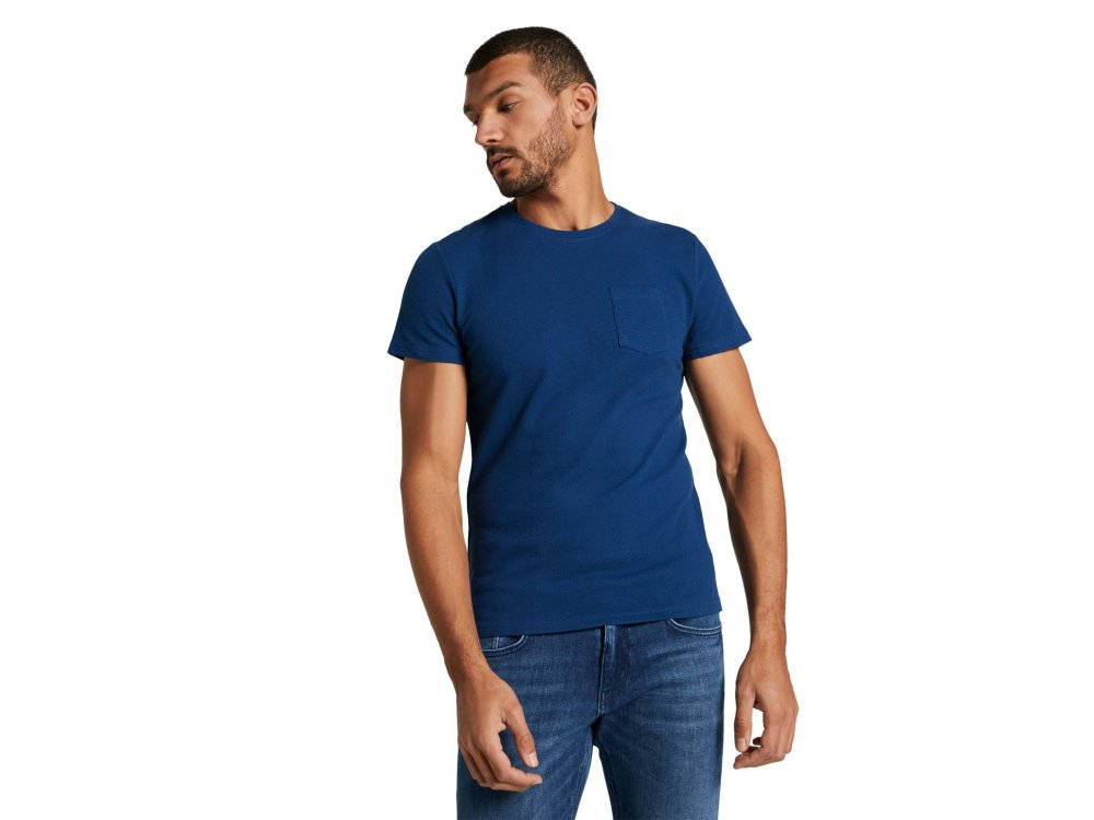 Tom Tailor T-Shirt With Structure Fabric 16340