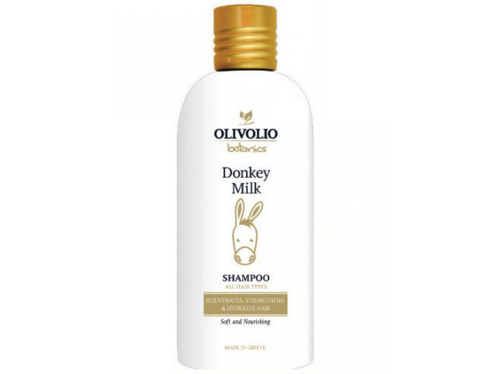 Olivolio Donkey Milk Shampoo All Type 200ml
