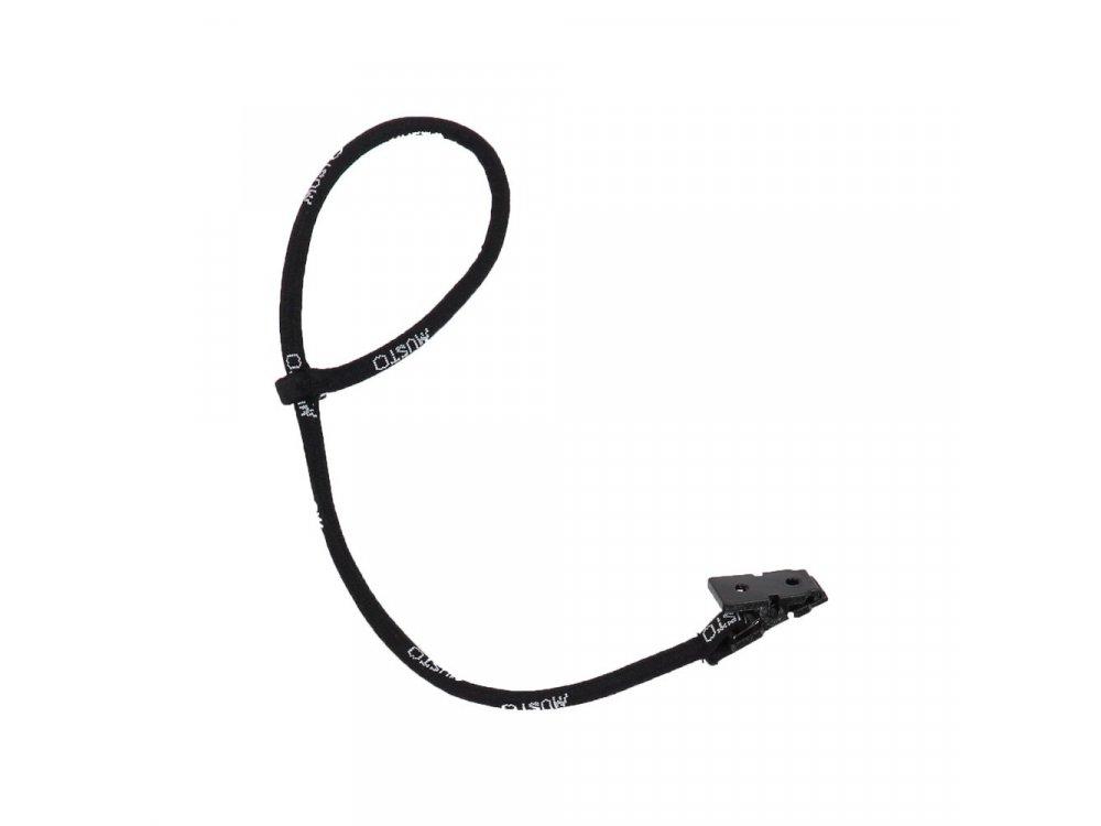 Musto Retainer Clips 10pcs Black