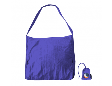 Ticket To The Moon Τσάντα Μεσαία Blue Purple