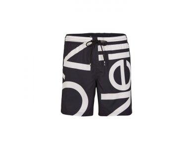 O'neill PM Cali Zoom Shorts Βερμούδα Εισ. 9910 Black AOP W/White
