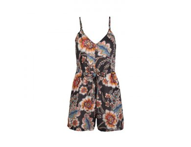 O'neill LW Playsuit - Mix And Match Φόρμα Εισ. 9930 Black AOP W/Red