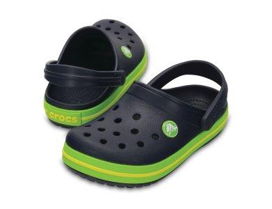Σανδάλια Crocs Crocband Clog K Navy/Volt Green