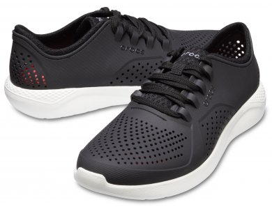 Crocs Lite Ride Pacer M Black/White