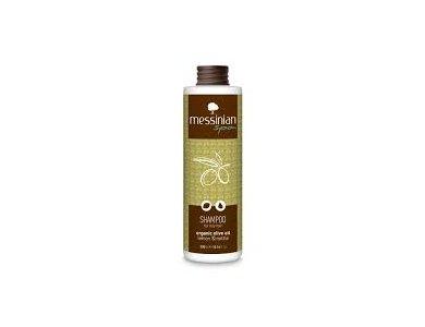 Messinian Spa Shampoo Lemon & Nettle 300ml