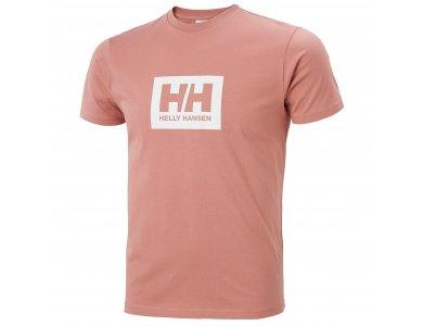 Μπλούζα Helly Hensen Box T Ash Rose