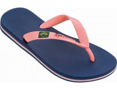 Παιδικές Σαγιονάρες  Ipanema Classic Brasil II Blue/Pink Starck