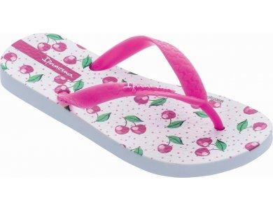 Παιδικές Σαγιονάρες  Ipanema Temas Ix Kids White/Pink