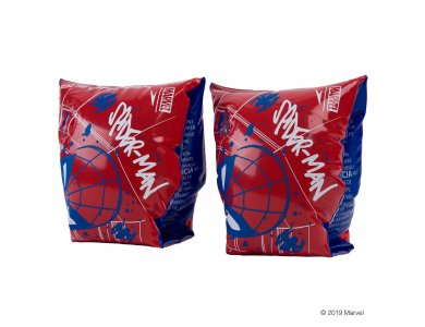Speedo Marvel Spider-man Printed Armbands Lava Red/Beautiful Blue