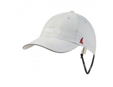 Musto Ess FD Crew Cap 841 Platinum
