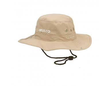Musto Evo FD Brimmed Hat 812 Light Stone