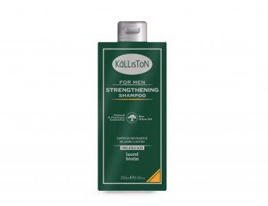 Kalliston Men Shampoo Strgthering 250ml