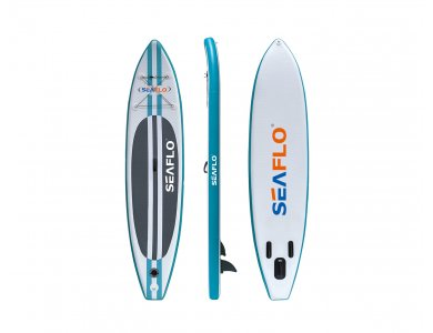 "Seaflo Sup Board ""Tour""   (335 x 75 x 15)cm (Κουπί,Τρόμπα,Σάκος)"