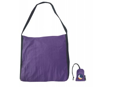 Ticket To The Moon Τσάντα Μεγάλη Purple/Navy